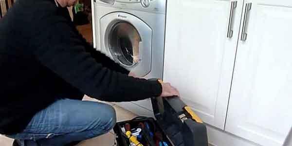 تعمیر ماشین لباسشویی ایندزیت در کرج